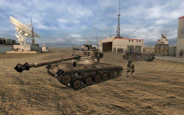 基本プレイ無料のNo.1FPSオンラインゲームAlliance of Valiant Arms(AVA)、戦車戦モード「BATLEE TANK」を期間限定で復刻したよ