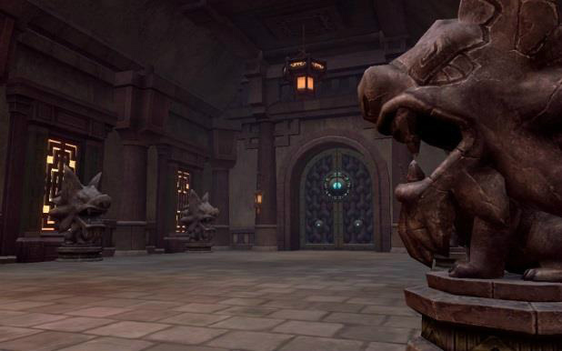 基本プレイ無料の爽快アクションRPGドラゴンネストR、入場する度にダンジョンの構造が変化する「紅蓮の迷宮」を実装したよ