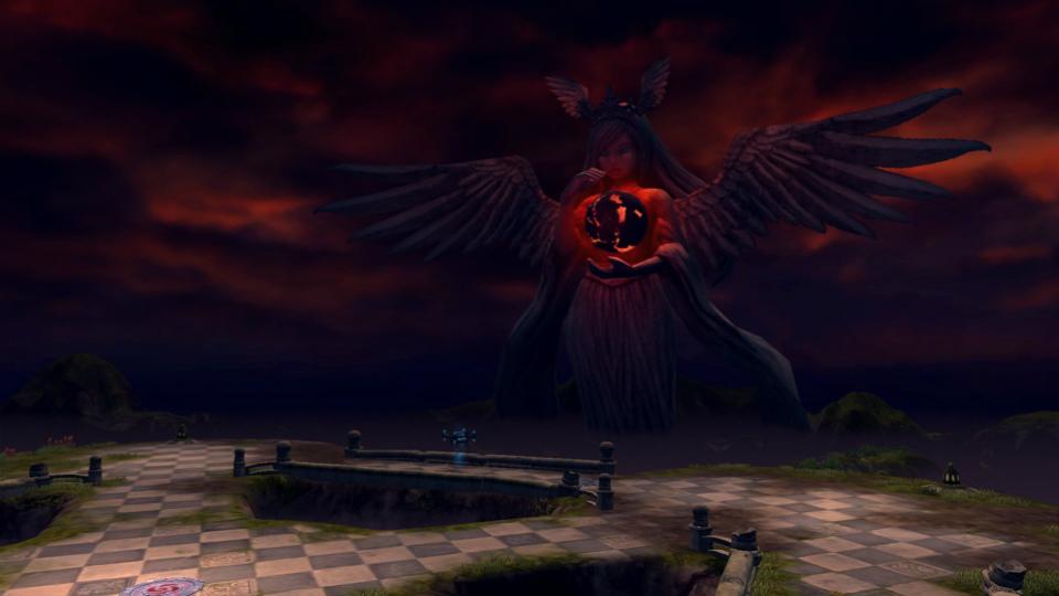 基本プレイ無料のアクションオンラインRPGドラゴンネストR、ステージ「幽冥の異境」を実装したよ