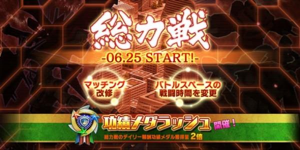 基本プレイ無料のブラウザ戦略シミュレーションゲーム、ガンダムジオラマフロント、「総力戦-06.25 START!-」を開催したよ