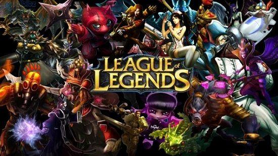 基本プレイ無料の戦略シミュレーションゲーム 『リーグ・オブ・レジェンド』