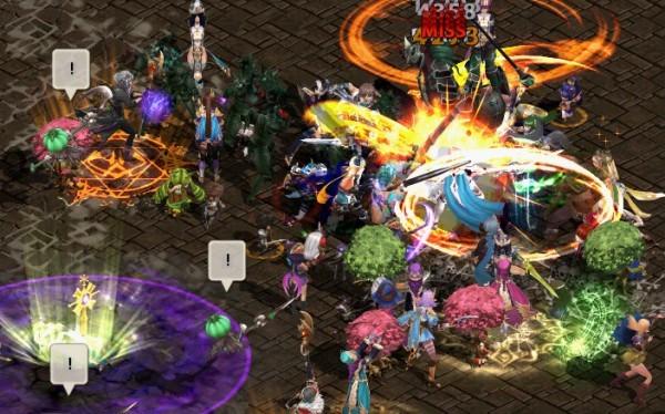 基本プレイ無料のネオクラシックオンラインMMORPGロードス島戦記オンライン、2種類の「イベントレイド」を開催したよ