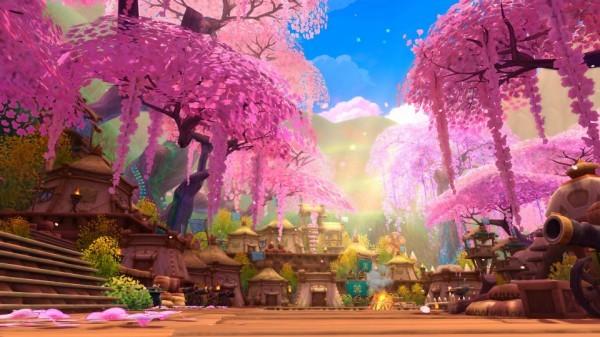 基本プレイ無料のクロスジョブファンタジーMMORPG星界神話、8月13日に夏の大型アップデート第2弾を実施するよ