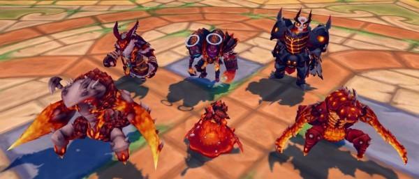 基本プレイ無料のクロスジョブファンタジーMMORPG星界神話、多人数参加型のダンジョン「龍炎の監獄」を実装したよ