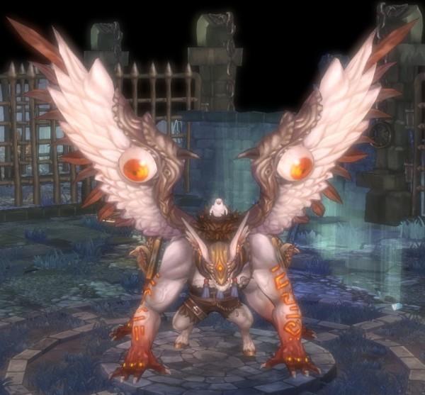 基本プレイ無料のファンタジーRPG、ツリーオブセイヴァー、新規レイド「白カラスの永眠地」を実装したよ