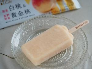 ウチカフェ 日本のフルーツ 白桃