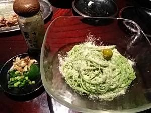 小豆島オリーブ塩素麺