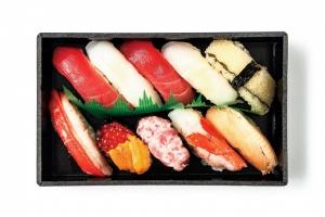 築地寿司清 期間限定握り