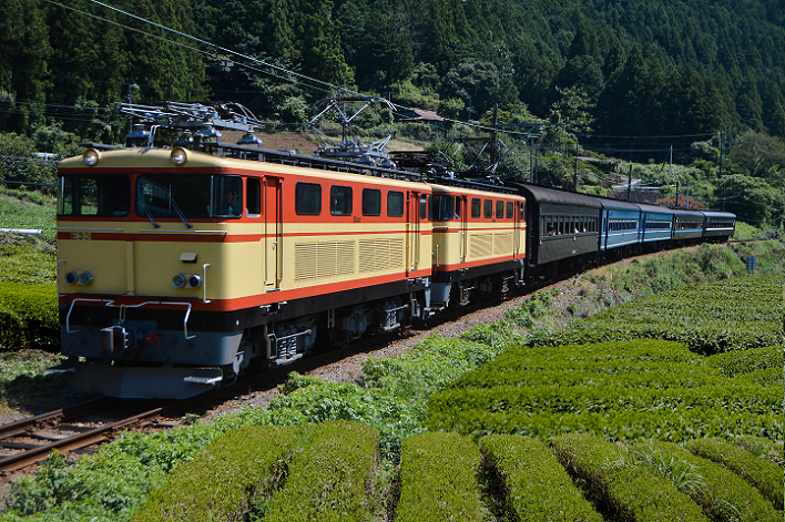 DSC_5926-3 190825 101レ 塩郷~下泉-1