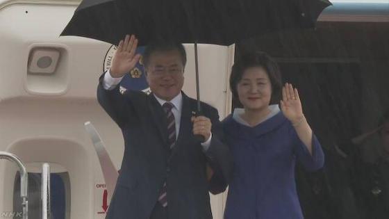 文在寅 G20 日韓首脳会談 メンヘラ