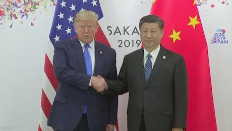 中国 アメリカ 関税 貿易戦争 トランプ 習近平 ファーウェイ アンドロイド