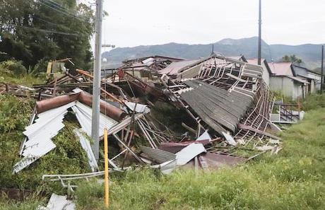 台風15号 千葉 補助金