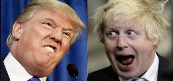 ボリス・ジョンソン イギリス 首相 保守党 新党首