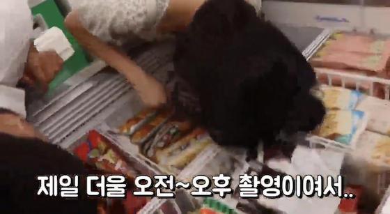 韓国人 観光客 大阪 ファミマ コンビニ アイスケース 食品テロ