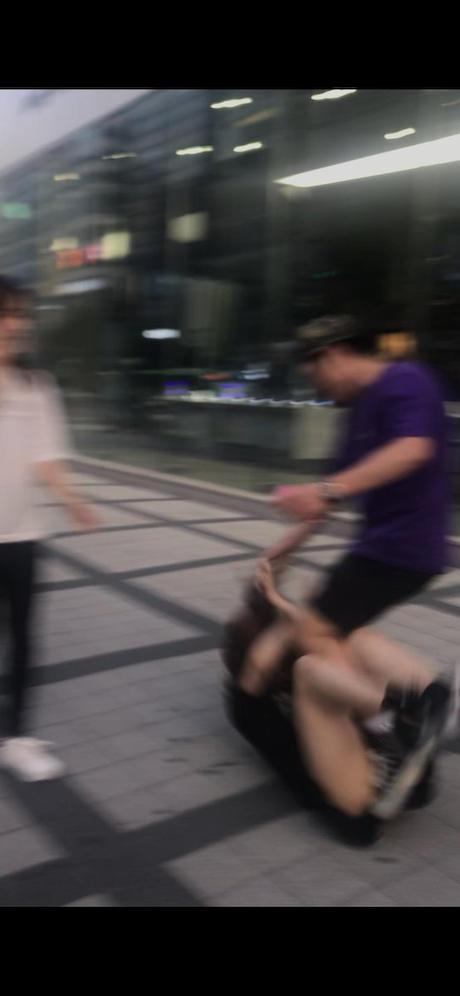 韓国 韓国人 ナンパ 暴行 治安