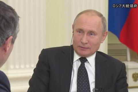 プーチン大統領 「リベラルという理念そのものがもはや時代遅れだ」と批判 … 英・経済誌のインタビューにて、欧米各国で移民受け入れなどのリベラルな政策が行き詰まっている事を指摘