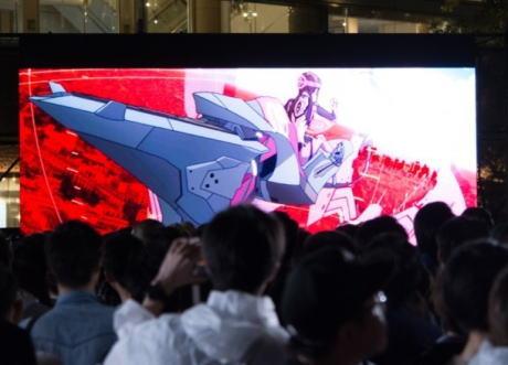 「シン・エヴァンゲリオン」最新作、冒頭映像「シン・エヴァンゲリオン劇場版 AVANT1 0706版」が東京・日比谷ステップ広場を含む世界9カ所で同時公開、世界150万人が参加(動画)