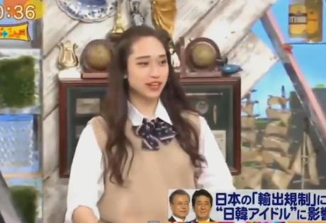 ワイドナショー 「今時の女子高生は韓国で生きてると言っても過言じゃないくらい」 松本人志「過言やろ」(動画)