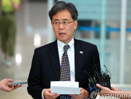 アメリカ訪問から帰国した韓国大統領府高官「日本の措置の不当性をよく説明したら、米国側は例外なく共感してくれた」 … 駐韓米国大使が「日韓関係を仲介したり介入する意思はない」と発言した件については「多少温度差がある」と言及