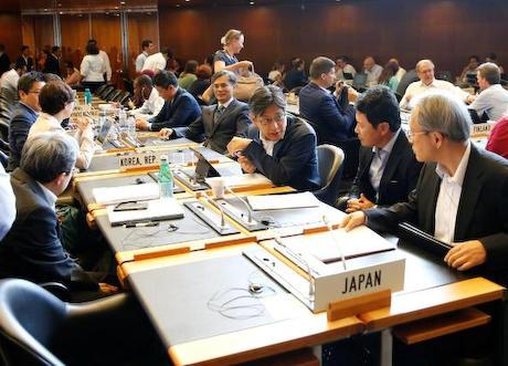 ロイター「韓国、WTOでの支援取り付けに失敗」 … 国際社会を動員して日本の動きを牽制しようとしたが、いずれの国も介入する姿勢を示さず 「元々一般理事会は2国間の協議を議論する場ではなく、理解に苦しむ」