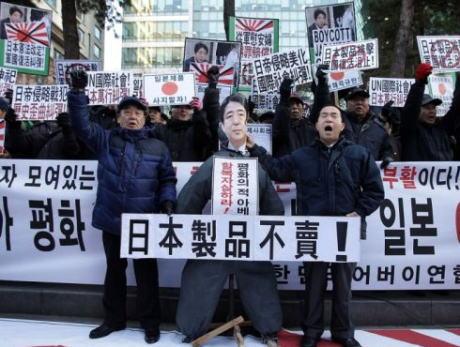 韓国・中央日報「日本の輸出制裁に対して韓国が出来る有効手は、日本人の反韓感情の鎮火だけだ。日本人は『韓国人は約束を守らない』と言う。だから反日言葉を自制して腹が立っても耐えて、韓国を好きになって貰うしかない」