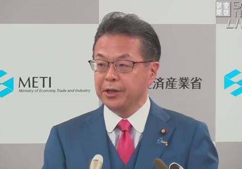政府、韓国の「ホワイト国」除外を閣議決定、世耕経産相が会見(動画)