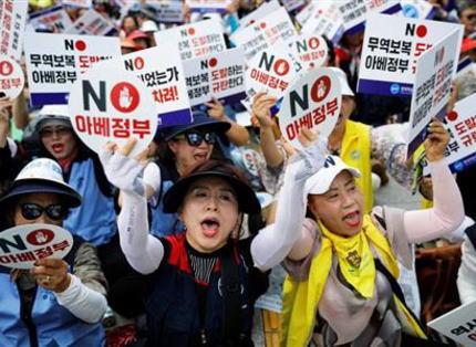 """""""日韓通""""の韓国市民運動家「韓国人がなぜこれほど怒っているのか。それは日本に無視されていると思うからだ。今回の一連の騒動を契機に若者が歴史問題に向き合う事になった」"""