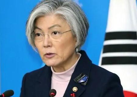 康京和外相「米国が韓国のGSOMIA破棄決定を『理解した(understand)』という表現に誤解があった。韓国人と米国人の『understand』の意味には大きな乖離がある」