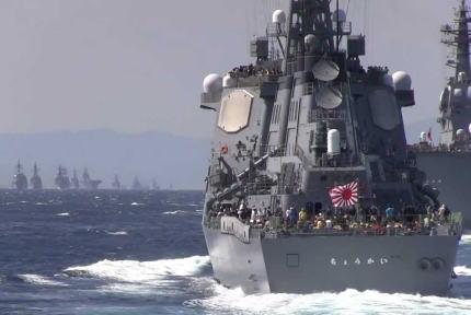 韓国「今年の海上自衛隊の観艦式には参加しない」 日本「招待してないもの」 韓国「日本側の要請があれば参加を検討してやってもいい」