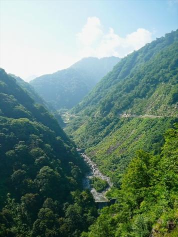 丸石谷【石川県道53号線】