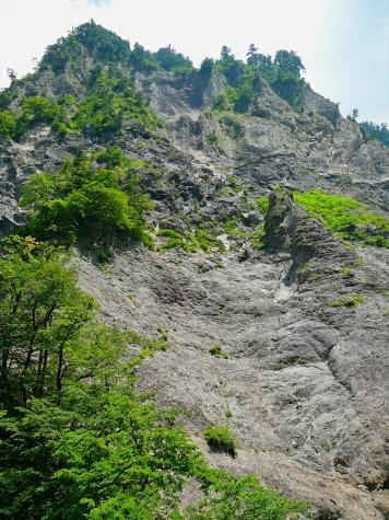 ふくべの大滝周辺【白山スーパー林道】