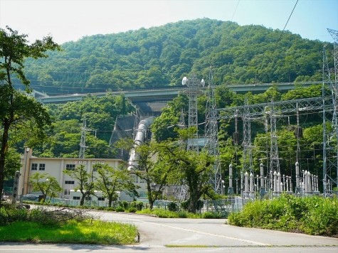 鳩谷発電所