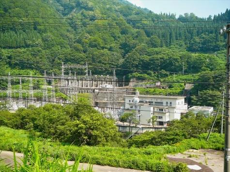 成出発電所