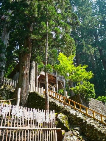白山中居神社