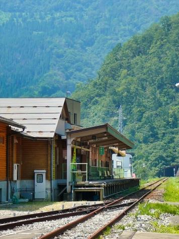 JR 越美北線 九頭竜湖駅