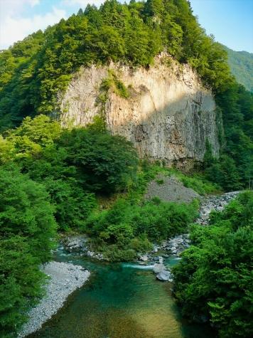 巌立峡(がんだてきょう)