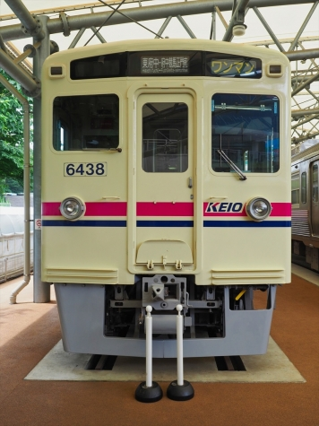 京王電鉄 デハ6400形 電車【京王れーるランド】