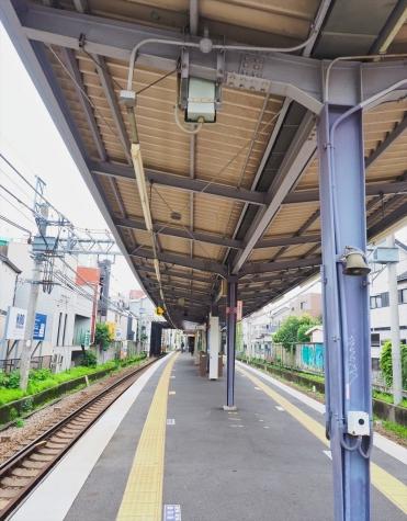 京王電鉄 井の頭線 池ノ上駅