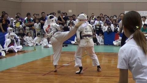 2019旭区民日本拳法大会 決勝戦(中学1年男子) by 今治拳友会