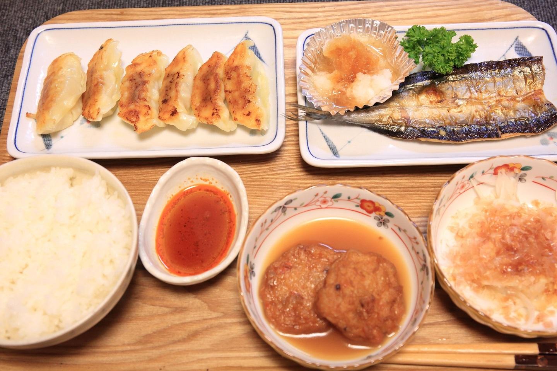 ブログ 夕食 サンマの開き.jpg