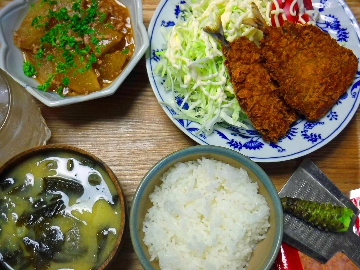 ブログ 夕食 わさび丼.jpg