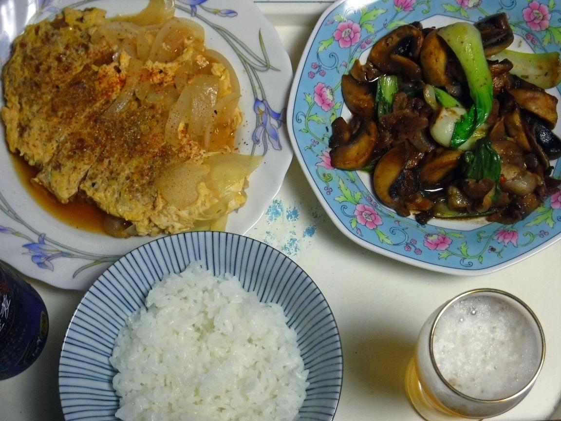 ブログ 夕食  煮かつ定食.jpg