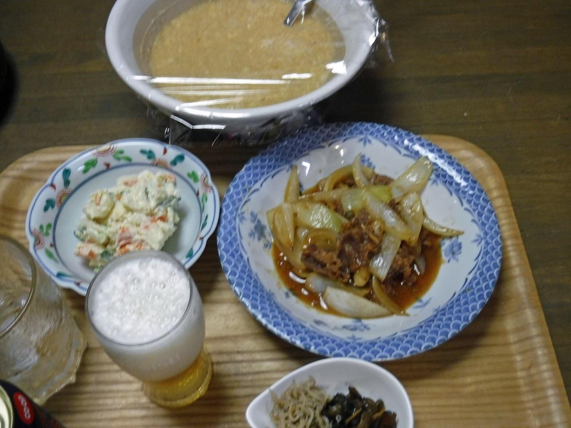 ブログ 夕食 トロロご飯.jpg