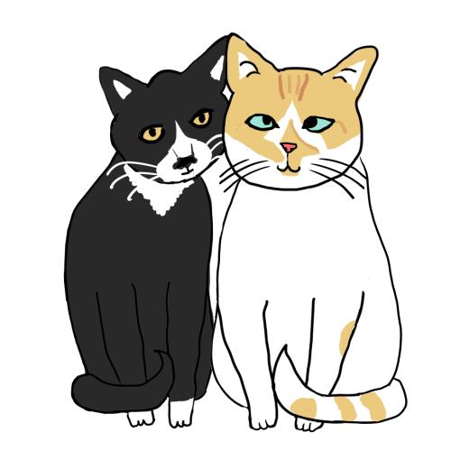ブーちゃん&ガーリック