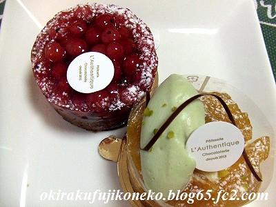 ロタンティック6月ケーキ1