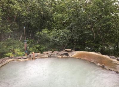 羅臼温泉 熊の湯その2