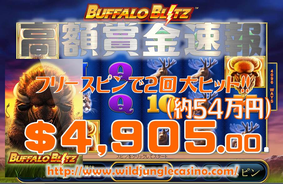 Buffalo Blitz 20190805