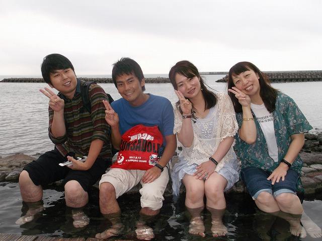 7月13日海浜
