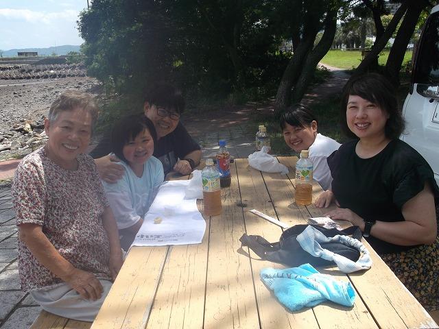 8月16日海浜1