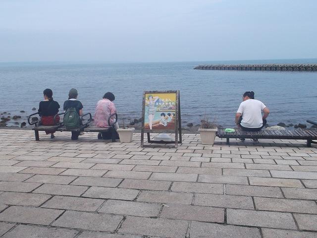 8月20日海浜1